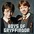 Gryffindor: Boys